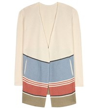 Closed Noah Cotton Blend Cardigan Multicoloured