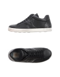 O.X.S. Low Tops And Trainers Black