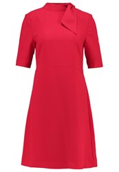 Hobbs Gianna Cocktail Dress Party Dress Red