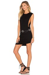 Indah Tallow Tank Dress Black