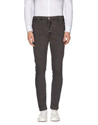 Daniele Alessandrini Homme Trousers Casual Trousers Men Steel Grey