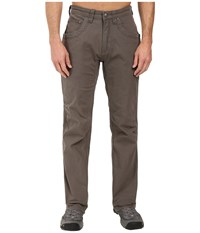 Mountain Khakis Camber 106 Pants Classic Fit Terra Casual Pants Brown