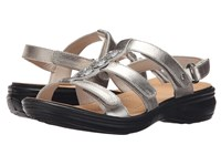 Revere Santiago Pewter Women's Flat Shoes