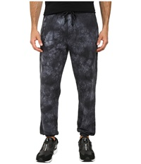 Obey Haight Fleece Pants Black Men's Casual Pants