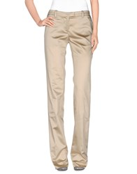 Exte Trousers Casual Trousers Women Beige