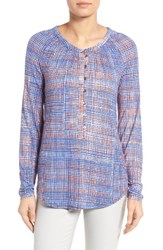 Nic Zoe Women's Checked Out Top