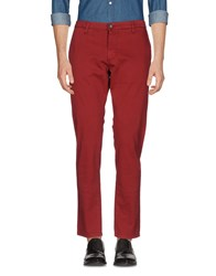 Squad Squad2 Trousers Casual Trousers Red