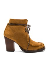 Latigo Frieda Booties Cognac