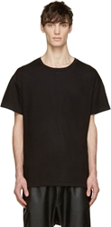 D.Gnak By Kang.D Black Diamond Print T Shirt
