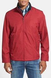 Men's Rainforest Waterproof And Windproof Bomber Cardinal