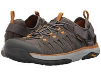 Teva Terra Float Active Lace Charcoal Grey Men's Shoes Gray