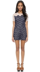 Paul And Joe Sister Sammie Romper Navy