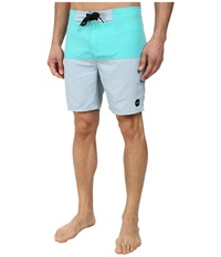 Tavik Rico Boardshort Chlorine Men's Swimwear Blue