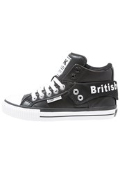 British Knights Roco Hightop Trainers Black