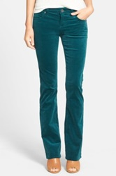 Kut From The Kloth Baby Bootcut Corduroy Pants Blue