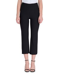 Lysse Madison Solid Cropped Pants Black