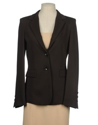 Massimo Rebecchi Suits And Jackets Blazers Women Dark Brown