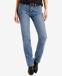Levi's 525 Perfect Waist Straight Leg Jeans Bear Creek