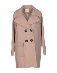 Giorgia And Johns Coats Khaki