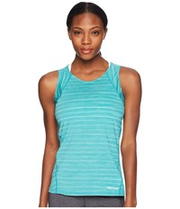 Marmot Ellie Tank Top Malachite Sleeveless Green