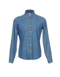 Agho Denim Denim Shirts
