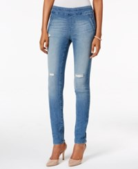 Styleandco. Style Co. Ripped Skinny Pull On Jeggings Only At Macy's Tannis Monte