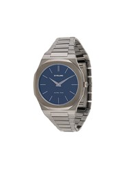 D1 Milano Ultra Thin Watch Grey