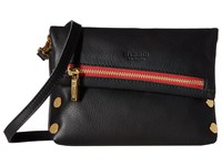 Hammitt Vip Small Black Gold Red Handbags