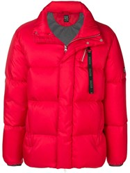 Bacon Big Boo Padded Jacket Red