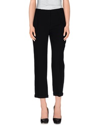 Carven Casual Pants Black