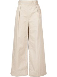 H Beauty And Youth. Baggy Chinos Brown