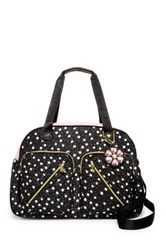 Betsey Johnson Floral Cargo Weekend Bag Multi