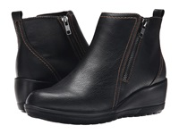 Softspots Carrigan Black Women's Zip Boots