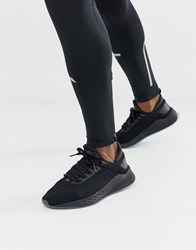 New Balance Running Lazr Sneakers In Black Black
