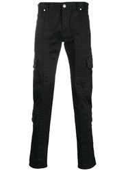 Balmain Skinny Fit Cargo Trousers 60