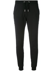 Zoe Karssen Studded Detail Sweatpants Black