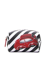 Braccialini New Lady B Iconic Car Cosmetic Bag Muti Colored