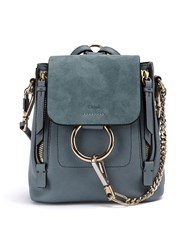 Chloe Faye Backpack Blue
