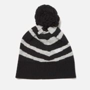 Paul Smith Women's Zebra Hat Black