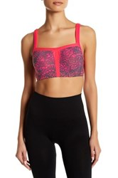 Le Mystere High Impact Underwire Sports Bra Pink