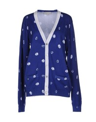 Paul And Joe Knitwear Cardigans Women Blue