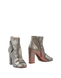 Viktor And Rolf Ankle Boots Grey