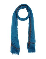 Stefanel Accessories Stoles Women Deep Jade