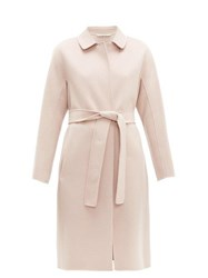 Max Mara S Doraci Coat Light Pink