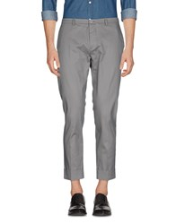 Obvious Basic Casual Pants Dove Grey