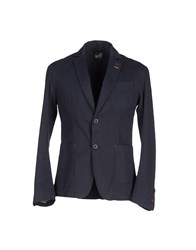40Weft Suits And Jackets Blazers Men Dark Blue