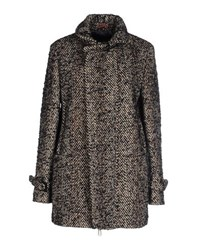 Jacob Cohen Jacob Coh N Coats And Jackets Coats Women Dark Blue