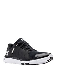 Under Armour Limitless Mesh Accented Sneakers Black