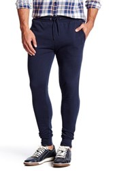 The Fresh Brand James Cuffed Sweat Pant Blue