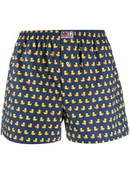 Mc2 Saint Barth Duck Print Boxers 60